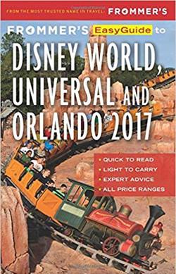 Frommer's Disney, Universal, Orlando