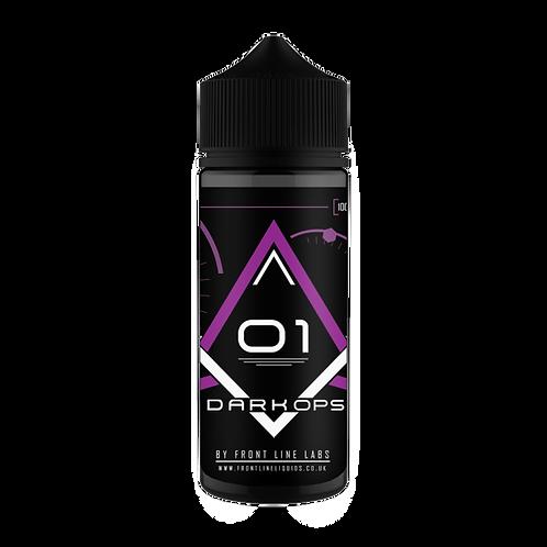 01 blackcurrant 120ml