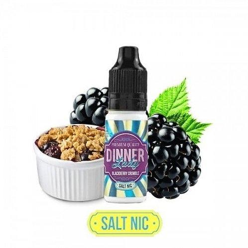 BLACKBERRY CRUMBLE 10ml SALT