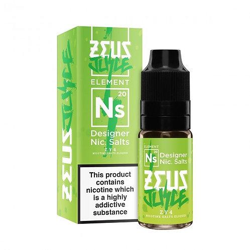 ZY4 tobacco 10ml