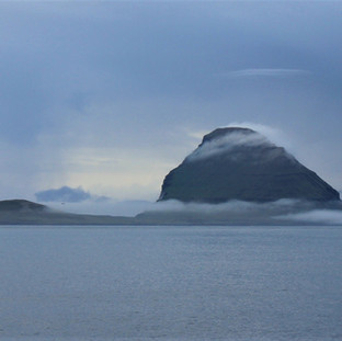 Koltur. Faroe Islands