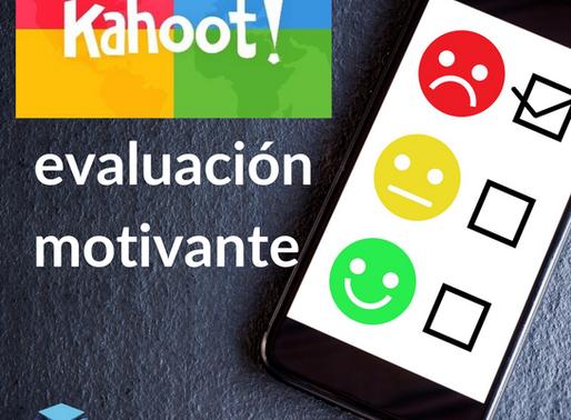 Evaluación dinámica con Kahoot