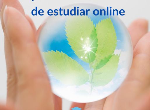 5 psicoecobeneficios de estudiar online