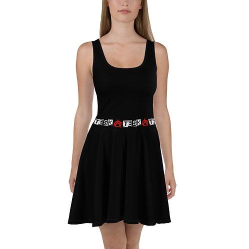 Skater Dress Skate Black