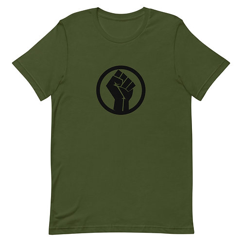 Rebellion T-Shirt Fist