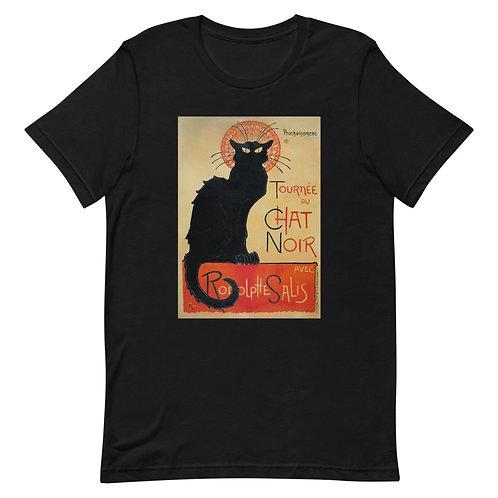 Art T-Shirt Le Chat
