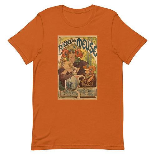 Art Nouveau T-Shirt Bieres
