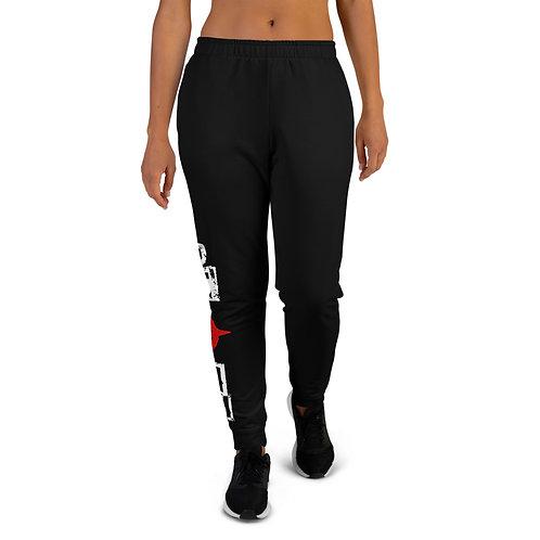 Women's Joggers Skate Black