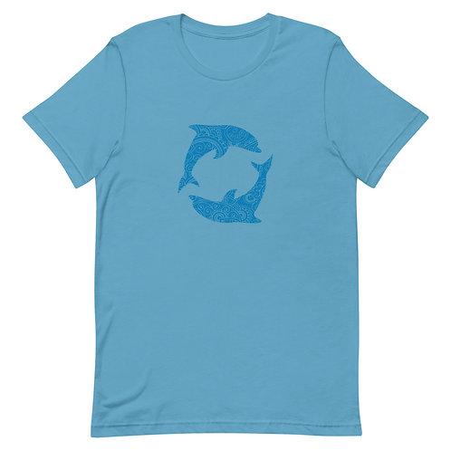Earth T-Shirt Dolphin