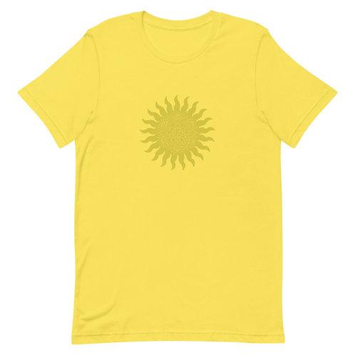 Earth T-Shirt Sun