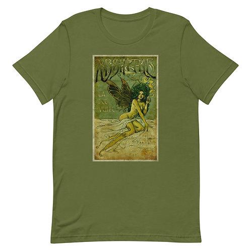 Art Nouveau T-Shirt Absinthe