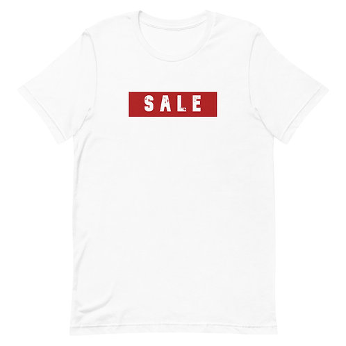 Red Square T-Shirt Sale