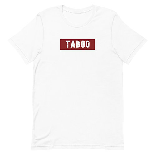 Red Square T-Shirt Taboo