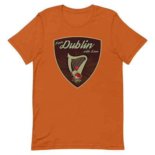 Dublin T-Shirt With Love