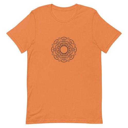 Earth T-Shirt Mandala