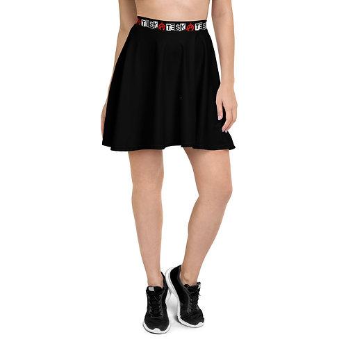 Skater Skirt Skate Black
