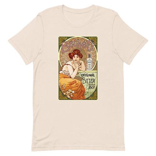 Art Nouveau T-Shirt Bitter
