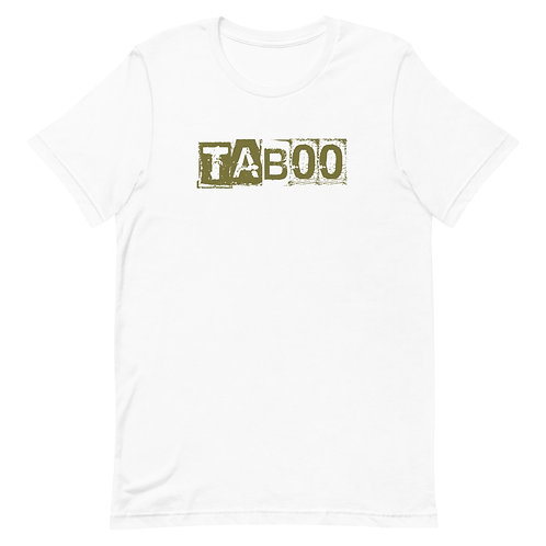 Taboo Graphix T-Shirt Gold