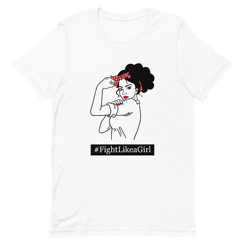 Feminist T-Shirt Fight