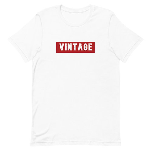 Red Square T-Shirt Vintage