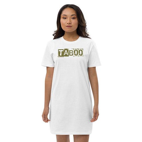 Organic cotton t-shirt dress Taboo