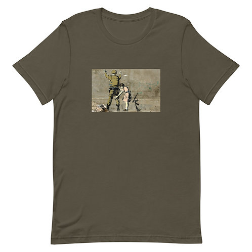 Banksy T-Shirt Child