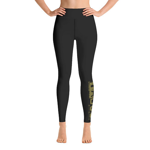Yoga Leggings Taboo Black