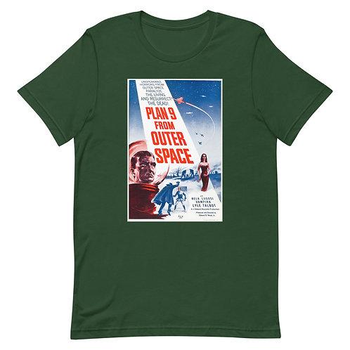 Horror movie T-Shirt Plan9