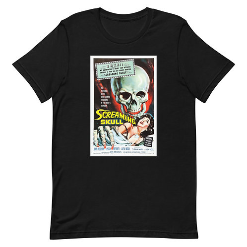 Horror movie T-Shirt Skull