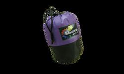 Гамак Elite фиолетовый