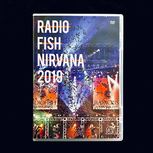 「RADIO FISH NIRVANA 2019」 LIVE DVD
