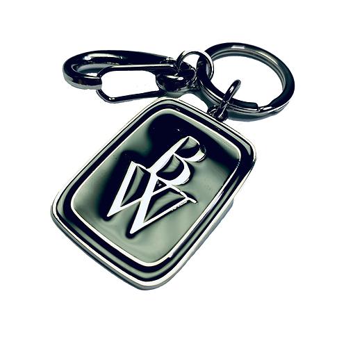Brainwash Metal Keyholder