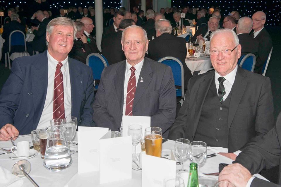 Phil, Gordon, George