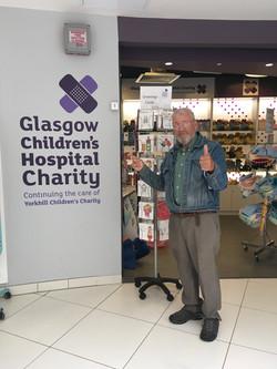 Glasgow baby!