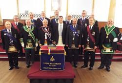 Honorary Members Degree at Lodge Blackridge 1145 27 Sep 2016