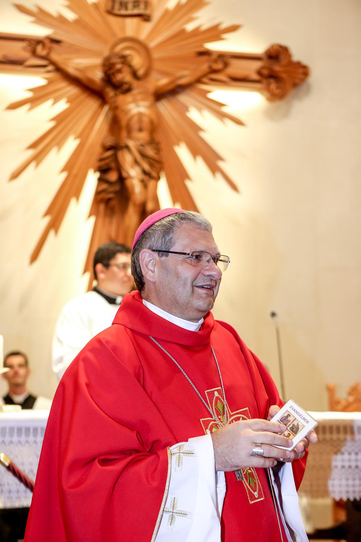 Bispo Auxiliar Dom Adilson Pedro Busin