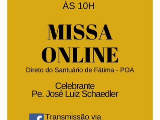 Missa de Falecimento de Porfirio Borges Goulart, Leopoldo Adelar Welter e Osmar Pertile