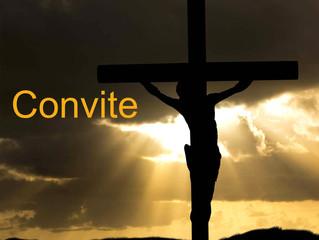 PARTICIPE CONOSCO !                          Dia 30 de Março, 6ª FEIRA SANTA no Santuário N.S de Fát