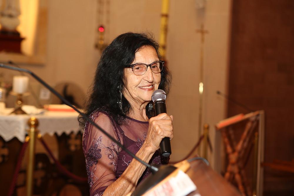 Escritora da Obra Profª Iranélci Padilha
