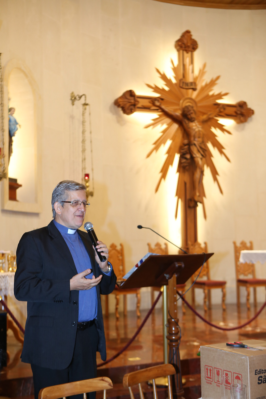 Pe. Cesar Leandro Padilha