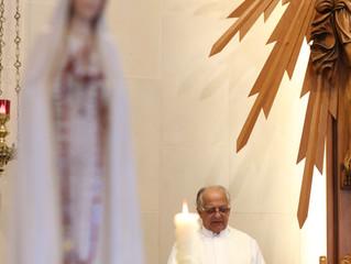 Benção Especial do  Reitor do Santuário