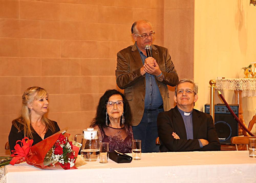 Reitor do Santuário Pe José Luis Schaedler