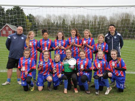 Oakwood Youth Girls Win The U13 Plate Final!