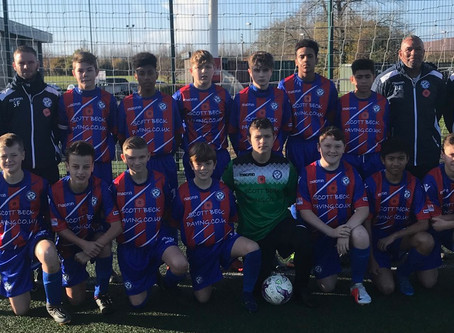 U14 Saints Win Tyro League Div 3 With 2 Games To Spare!