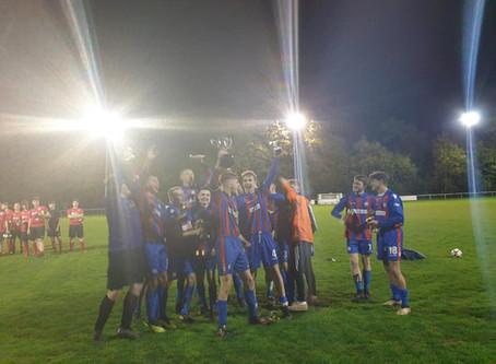 Oakwood Youth U18 Win Salvage Cup Final