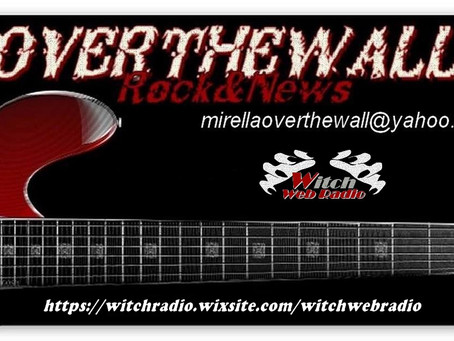 PodCast MARY BRAIN interview on Overthewall - Witch Web Radio