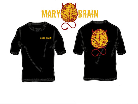 New Mary Brain shop online!