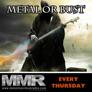 PodCast MARY BRAIN interview on Metal Maximum Radio - MMR