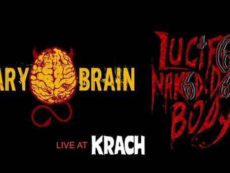 MARY BRAIN live@Krach Club - 26/10/2018