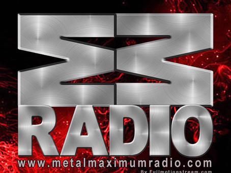 MARY BRAIN on Metal Maximum Radio - 07/06/2018